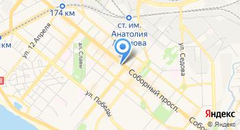 Нотариус Черный В. Г. на карте