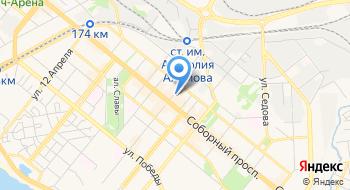Кафе-бар Диван на карте