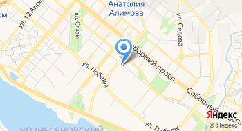 Овация на карте