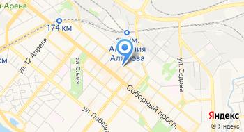Кафе-бар Берлога на карте