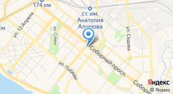 Стоматологическая клиника ДентаСервис на карте