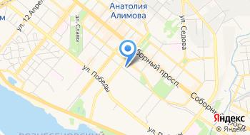 Ку ДК Орбита на карте