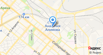 Компания Интерстрой авто на карте