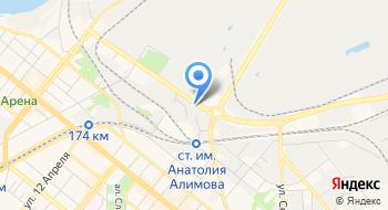 Газпобутсервис на карте
