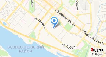 Футбольная школа Динамо Запорожье на карте