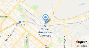 Стальканат-Силур на карте