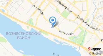 Рынок Вознесенский на карте