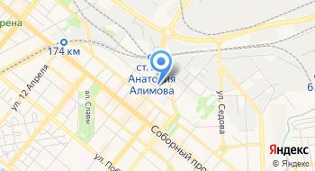 Школа классическрго танца Ame-no на карте
