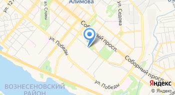 Региональное представительство Omron Украина на карте