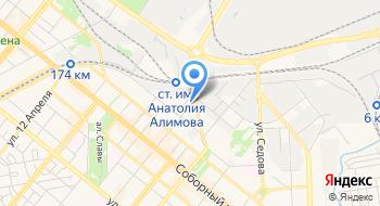 Центромебель на карте