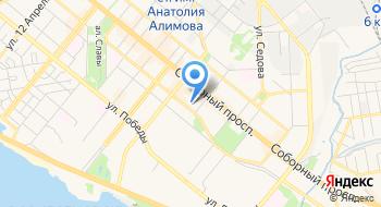 Орион КС на карте