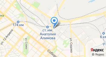 Офис Группы компаний Никс на карте