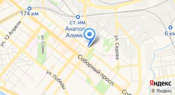 Кайрос на карте