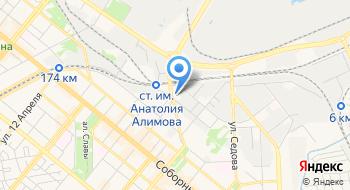 Запорожгаз на карте