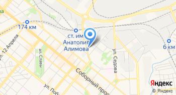 Общежитие ДОУ ЗВПУ на карте
