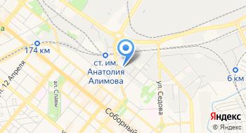 Коммунальное предприятие Элуад на карте