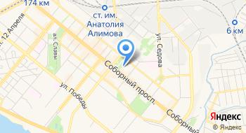 Запорожский областной художественный музей на карте