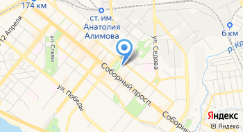 Витадент-Сич на карте
