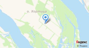 Конный театр Запорожские казаки на карте
