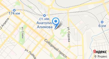 Общежитие ГУУ ЗПЛА на карте