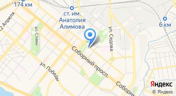 Интернет-магазин Электростиль на карте