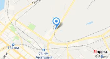 НПП Укрдетальпром на карте