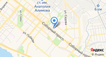 Запорожская местная прокуратура №2 на карте