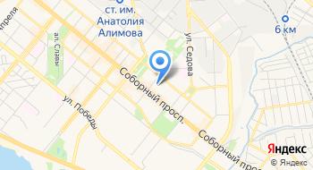 Запорожская городская прокуратура № 2 на карте