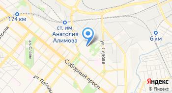 Днепровское межрегиональное бюро технической инвентаризации на карте