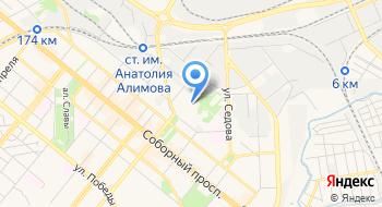 Тренинговая компания Альба на карте