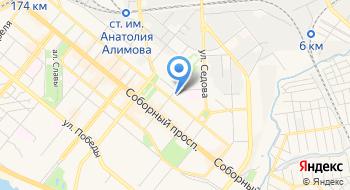 Региональный сервисный центр на карте