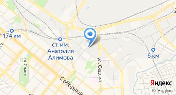 Выставочный салон Большая стройка Запорожье на карте