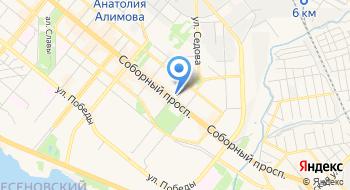 Управление государственной казначейской службы Украины в г. Запорожье Запорожской области на карте
