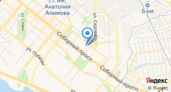 Бизнес ИТ на карте
