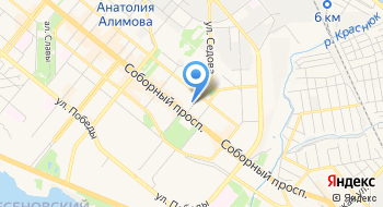 ГУ ГФС в Запорожской области на карте
