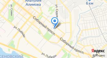 Запорожская Областная Государственная Администрация на карте