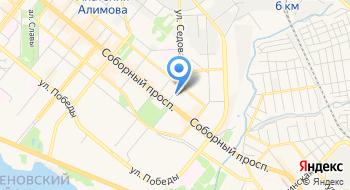 Апелляционный суд Запорожской области на карте
