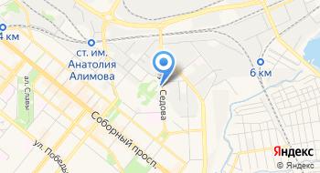 Районная администрация Запорожского городского совета по Вознесеновскому району на карте