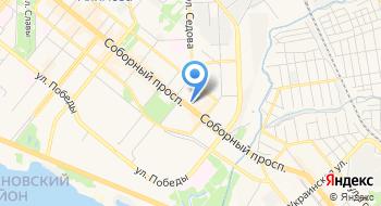 ГП Р Будиндустрия ЛТД на карте