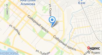 Запорожский областной клуб собаководства на карте
