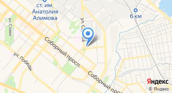 Запорожский областной комитет профсоюза металлургов и горняков Украины на карте