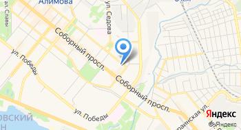 Управление Государственной Миграционной служби Украины в Запорожской области на карте