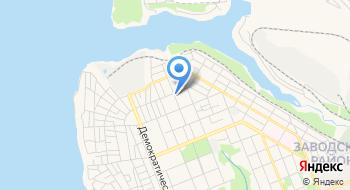 Заводская районная организация Общества Красного Креста Украины на карте