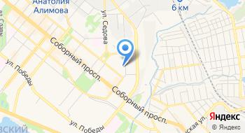 Управление Государственной пенитенциарной службы в Запорожской области на карте