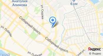 Сайт города Запорожья 061.ua на карте