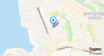 Заводской отдел государственной исполнительной службы Запорожского городского управления юстиции на карте
