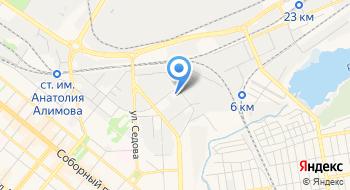 Запорожская специализированная станция скорой медицинской помощи на карте