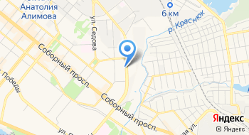 Пластический хирург Родин Виктор Викторович на карте