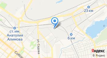 Управление государственной службы охраны при ГУМВД Украины, Вознесеновский МО УПО на карте
