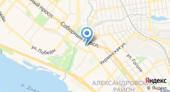 Запорожский колледж радиоэлектроники ЗНТУ на карте